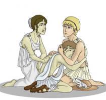 GkPan: Back from Hades by trixy-hobbitz