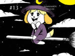 Day 13-Witch Isabelle