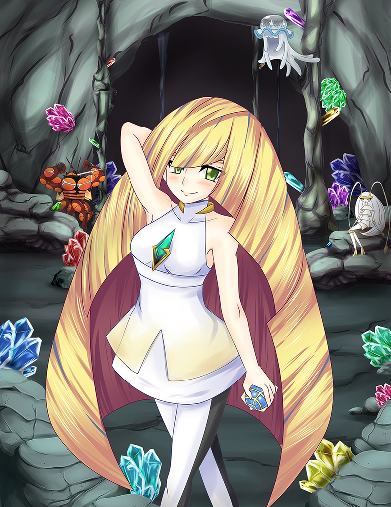 Lusamine by Unholysoul27