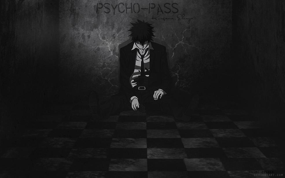 Psycho-pass Wallpaper by samizoldek on DeviantArt