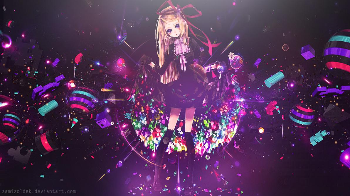 Anime Wallpaper By Samizoldek