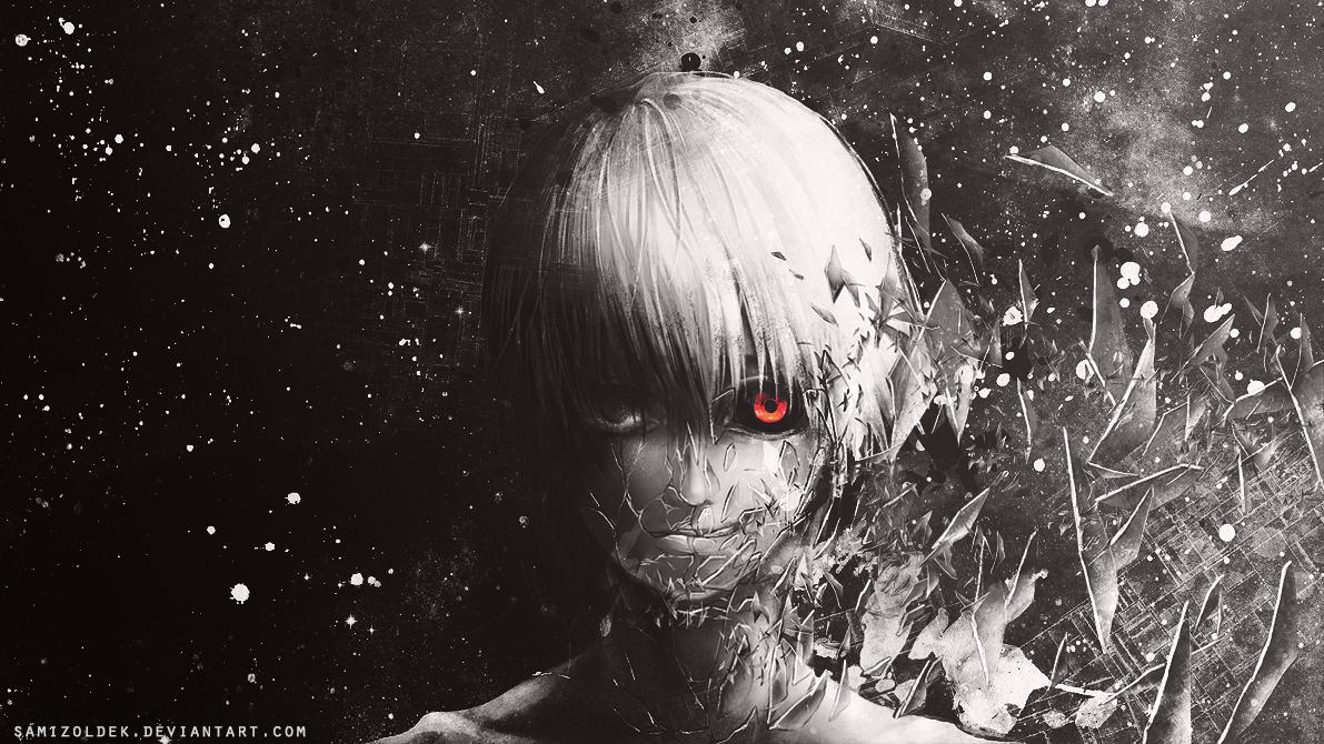 Tokyo Ghoul wallpaper by samizoldek on DeviantArt