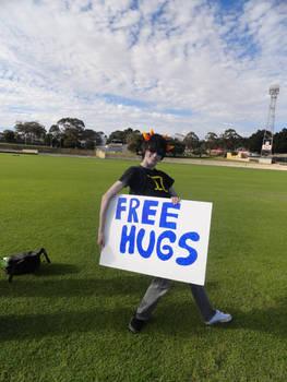 Free Hugs for the Nerd- Homestuck