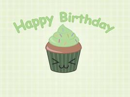 Happy Birthday III by anonimus-kyreii