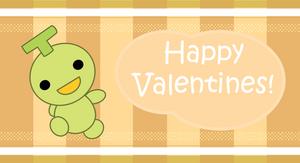 Valentine card: Cantaloupe by anonimus-kyreii