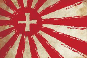 Help Japan Flag by anonimus-kyreii
