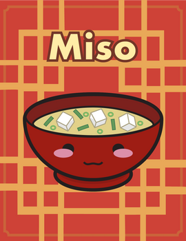 Kawaii Miso Soup