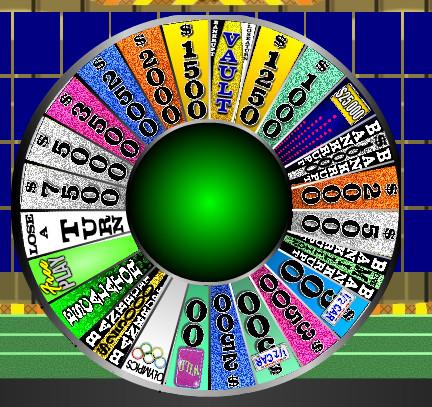 Big Jon Wheel Of Fortune Big Money Round 2 by leothetiger ...