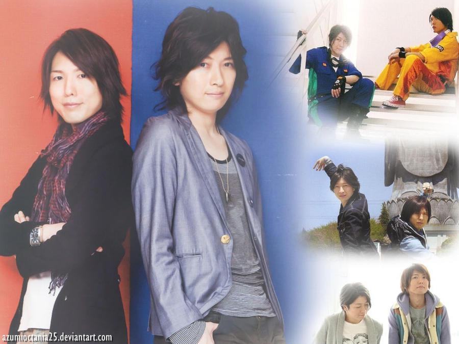 Ono Daisuke X Kamiya Hiroshi Dear Girl Stories by