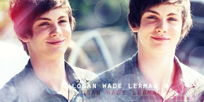 Logan Lerman by Liskeke