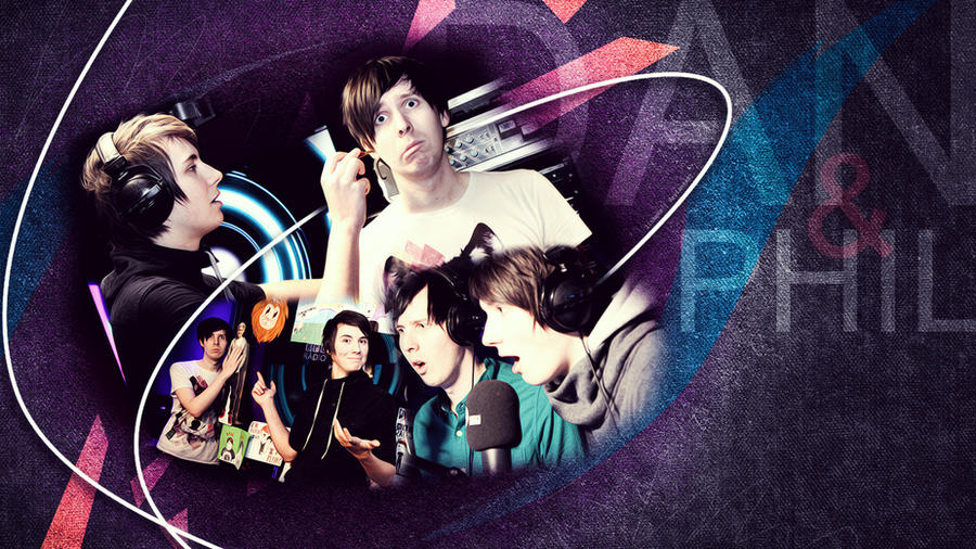Dan And Phil Wallpaper 2 By Liskeke