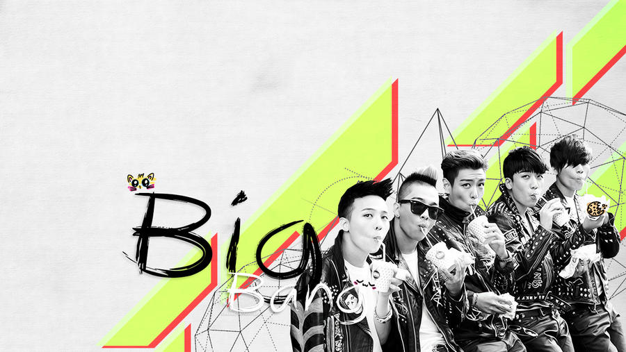 BIG BANG WALLPAPER by Liskeke on DeviantArt