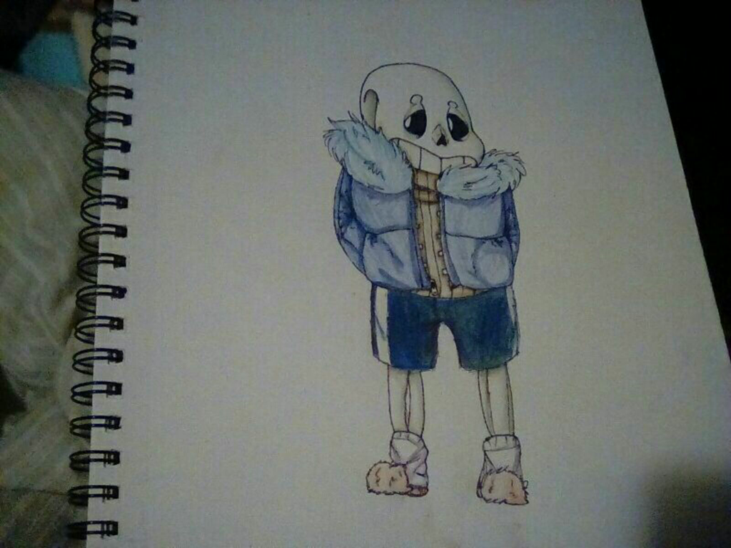 oh fuck it's sans undertales by ThePlungeTakers