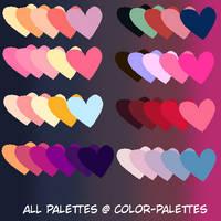 color palettes!!