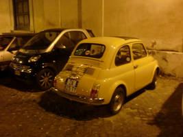 Cars of Rome by Mattkemis