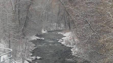 Snowy Day by shadowcat9279