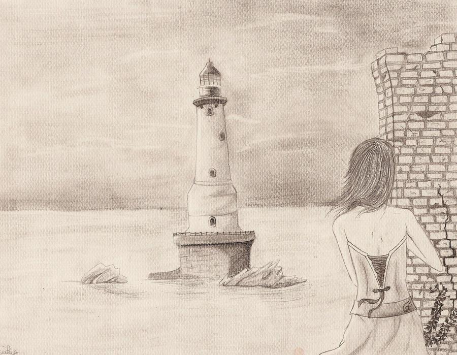 Galerie de Tsuki ! _lighthouse__by_tsuky76710-d5au5qr