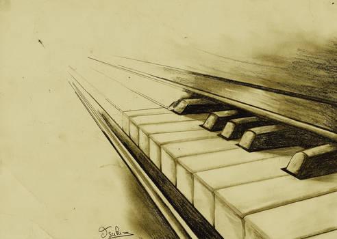- The forgotten piano -