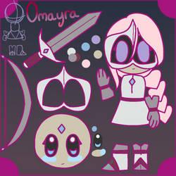 Omayra (Kirby FC) by Emerald5Creeper