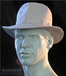 Premium Indiana Jones sculpt by TrevorGrove
