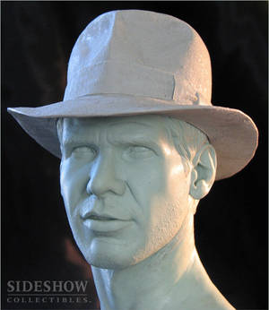 Premium Indiana Jones sculpt
