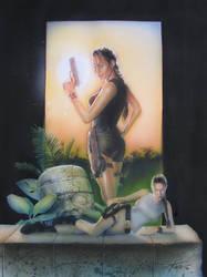 Tomb Raider by TrevorGrove