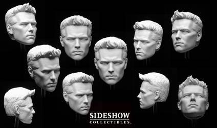 Grand Theft Auto Headsculpt