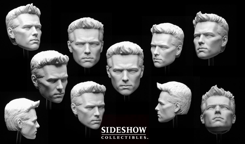 Grand Theft Auto Headsculpt by TrevorGrove