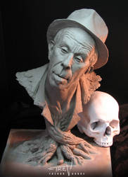 Tom Waits From Mortal Clay 11 by TrevorGrove