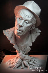 Tom Waits From Mortal Clay 1