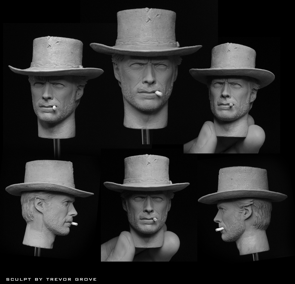 Clint Eastwood-Man With No Name by TrevorGrove on DeviantArt