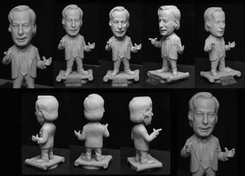 Saul Goodman Bobblehead by TrevorGrove