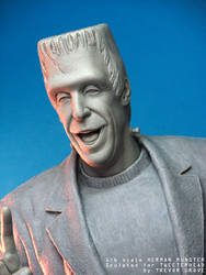 1:6 Herman Munster Closeup