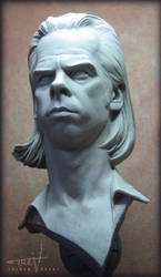 Nick Cave Bust 008