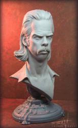 Nick Cave GRINDERMAN! by TrevorGrove