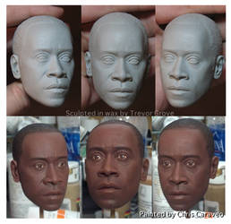 Don Cheadle Rhodey 1:4