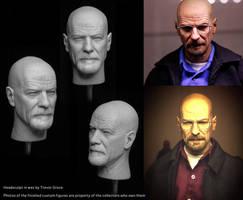 Custom Walt Headsculpt 2.0