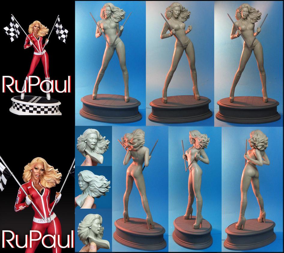 RuPaul by TrevorGrove