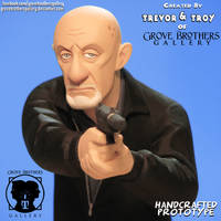 'Breaking Bad' GroveBro Toons Mike Ehrmantraut5 by TrevorGrove