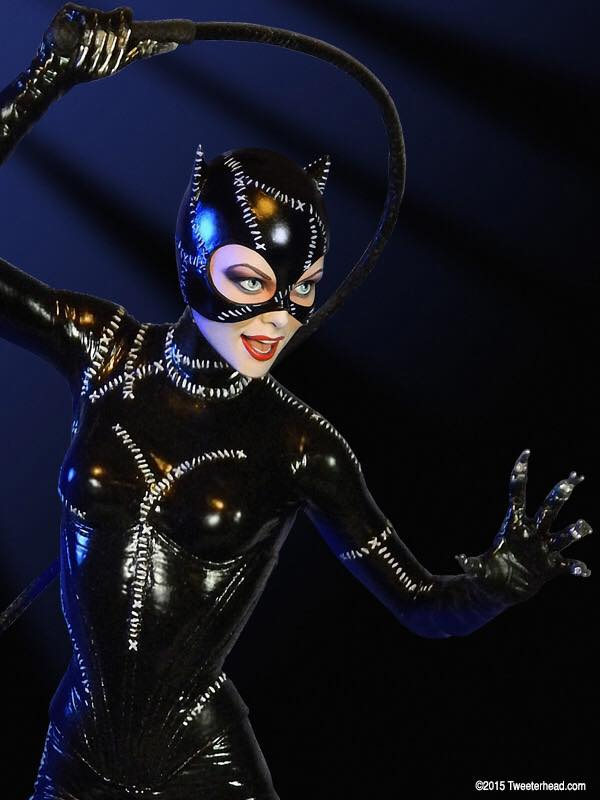 TWEETERHEAD Michelle Pfeiffer Catwoman 7 by TrevorGrove