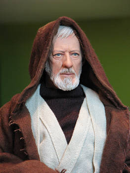 Ben Kenobi Repaint