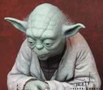 Yoda Statue