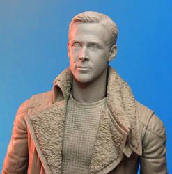 Blade Runner 2049- K by TrevorGrove