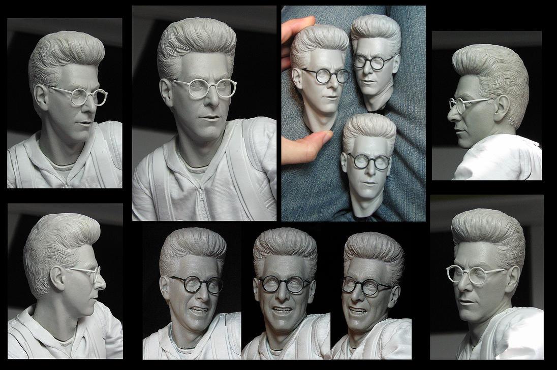 HCG Ghostbusters Egon by TrevorGrove