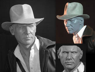 Unproduced Indiana Jones by TrevorGrove