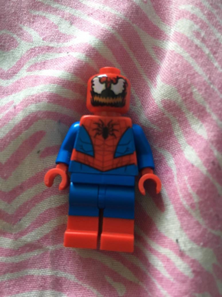 LEGO Spider-Carnage by legoolife on DeviantArt