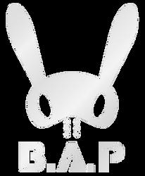 B.A.P logo by Wonderfuday