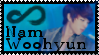 [STAMP] Woohyun by Wonderfuday
