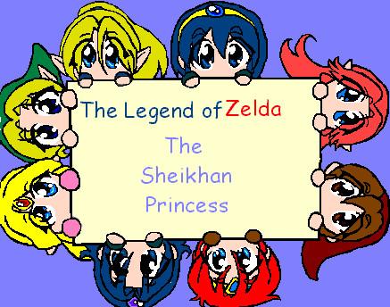 Sheikah Princess Banner Bigger by AngelicDragonElf