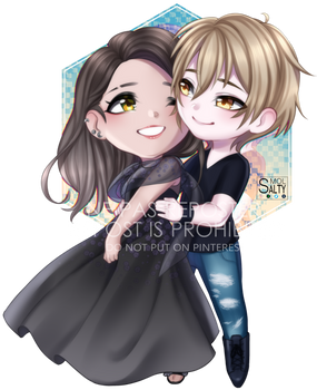 Commission: Dancing with You